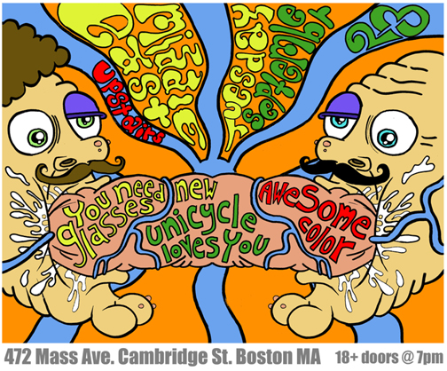 Poster_Unicycle_Boston08